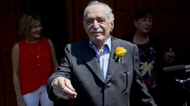 Nobel laureate: Gabriel Garcia Marquez.