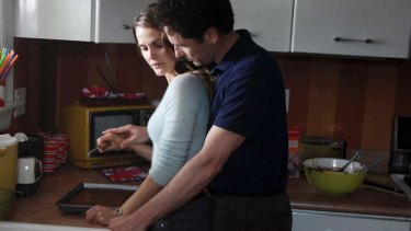 Award winning? Keri Russell and Matthew Rhys in <i>The Americans</i>.