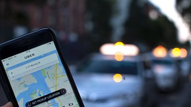 Uber has been valued at more than car industry giants BMW and GM.