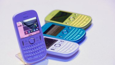 As well as unveiling smartphones, Nokia also unveiled the low-end Nokia Asha 300 mobile handset amongst another three low-end mobiles.