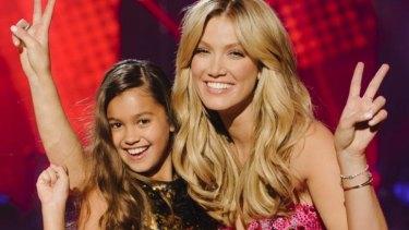 The Voice Kids Grand Finale 2014: Ten-year-old Alexa wins