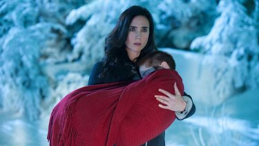 Heightened atmosphere: Jennifer Connelly in <i>Winter's Tale</i>.