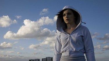 Fish Tank...Katie Jarvis plays disaffected teen Mia.