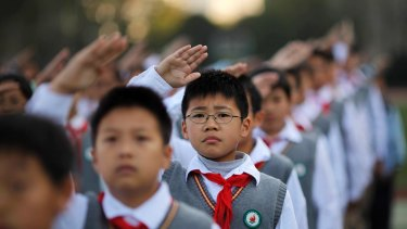 Cultural values: Students of Chinese ancestry, whether in China, Australia or New Zealand, perform well.