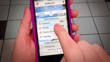 SocialRadar promises a new future.
