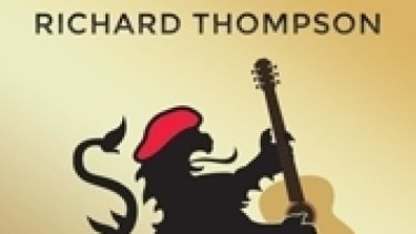 STRIPPED BACK:     Richard Thompson's Acoustic Classics.