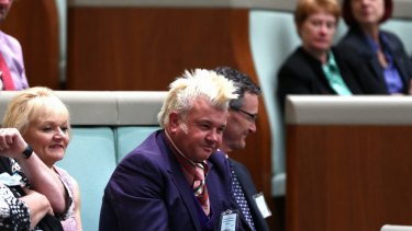 Geelong Mayor Darryn Lyons and fellow Geelong councillors will be dismissed by the Andrews government on Tuesday.