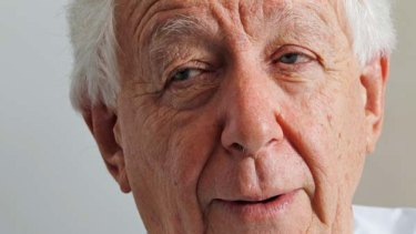 'I wanted to go to Auschwitz but I couldn't take up the courage' - Frank Lowy.