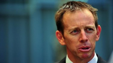 Shane Rattenbury believes doctors should be involved in medical cannabis reform.