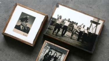 Melbourne business PanelPop creates these photo bases using 94 per cent waste.