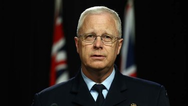 """Islamic State is """"not undefeatable"""": Air Chief Marshal Mark Binskin."""