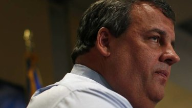 """New Jersey Governor Chris Christie ... """"There is no way for us to go get them."""""""