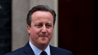 British Prime Minister David Cameron released his private tax information following the Panama Papers revelations.