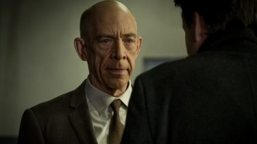 JK Simmons plays Howard Silk.