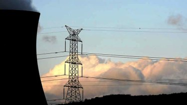 The carbon tax has left electricity generators better off, a study shows. Photo: Rob Homer