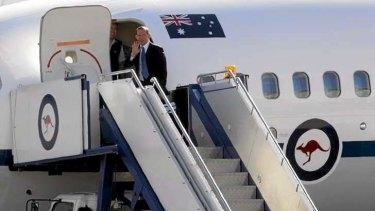 Prime Minister Tony Abbott departs Canberra to attend CHOGM in Sri Lanka on Thursday.