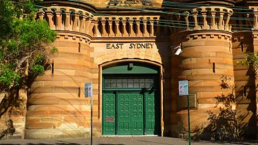 """""""The Old Darlo Gaol site and Paddo Barracks stand out"""": Darlinghurst Gaol."""