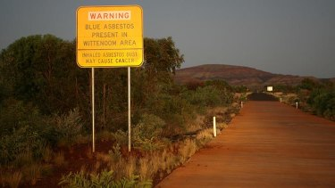 Asbestos led to the removal of Wittenoom's status as a town in WA in 2007.