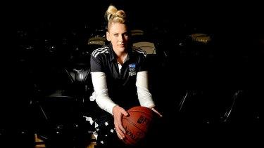 Australian basketball star Lauren Jackson.