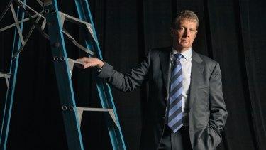 BlueScope CEO Paul O'Malley.