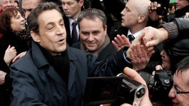 """""""The number of newcomers should be halved"""" ... Nicolas Sarkozy."""