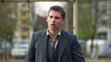 Eric Bana stars in Joe Wright's adventure thriller Hanna.