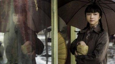 Tang Wei stars as the novelist Xiao Hong in <i>The Golden Era</i>.