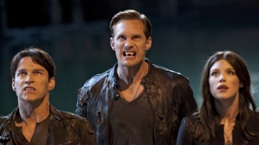 <i>True Blood</i> returns to the acerbic wit of days past.