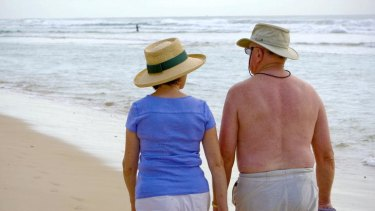 The average Australian superannuation fund lost money last year.