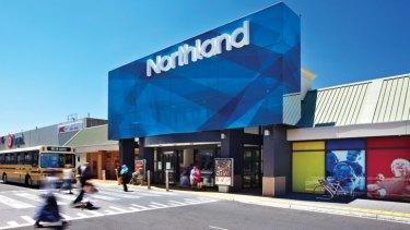The Northland Mall in Preston.