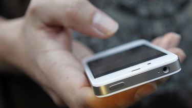 Mobile devices ... increasingly targeted by cyber criminals.