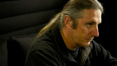 Bird's-eye view: Tim Winton was inspired by working in a high-rise tower.