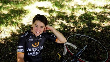 Chloe Hosking says sanity prevailed after winning her selection appeal against Cycling Australia.