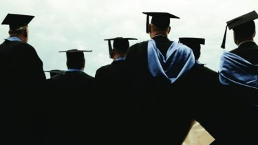 It's estimated that recovering HECS debt from graduates who move overseas could save the budget $80 million a year.