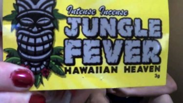 Fever pitch ... A packet of Jungle Fever.