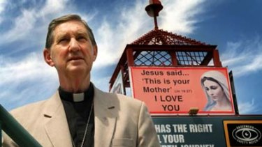 Archbishop Barry Hickey.