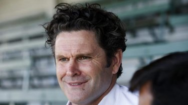 Accused: Former New Zealand Test player Chris Cairns.