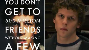 <i>Social Network</i> the movie is based on the history of Facebook and due for release in October.