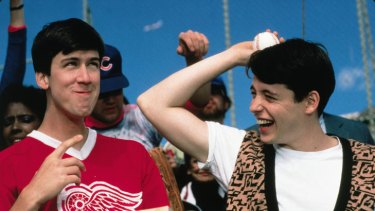 Take a break with <i>Ferris Bueller's Day Off</i>.