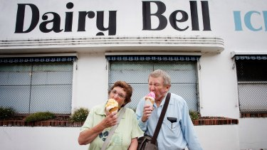 The Dairy Bell plant, which produced ice cream from 1970 until February, could make way for 154 dwellings and ground shops.