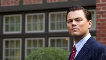 Leonardo DiCaprio stars as <i>The Wolf of Wall Street</i>, a film about rampant fraud and corruption.