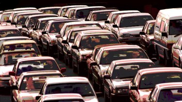 Traffic counts are likely to be among the first data sets made available by the government.