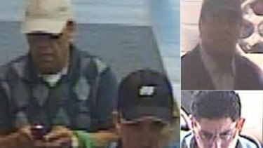 Police have released CCTV images of a number of males who may be able to assist them with their investigation.
