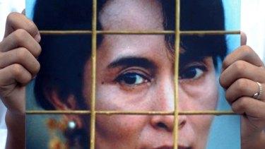 Aung San Suu Kyi: The Lady.