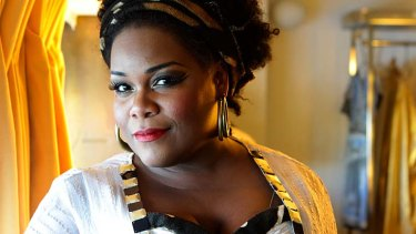 ''I wanted to come to Sydney just to see the Opera House. Now I'm getting to sing in it.'' … soprano Latonia Moore will star in Opera Australia's upcoming Aida.