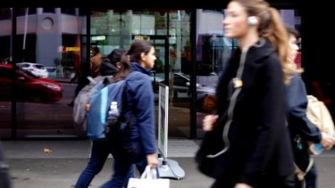 """It's little appreciated just how concentrated that population growth has become in students and former students"": RBA head of financial stability Luci Ellis."