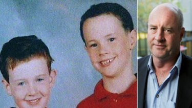 David Fitchett's sons Matthew, 9, and Thomas, 11, were drugged and murdered by their mother in September 2005.