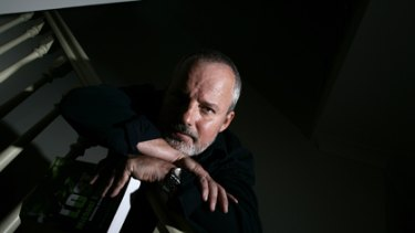 Out of the shadows.. Ghost-writing celebrity autobiographies gave author Michael Robotham all the inspiration he needed.