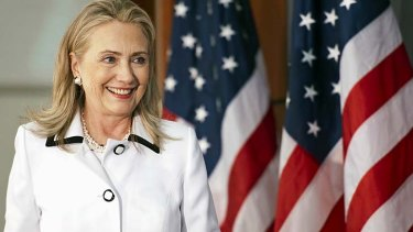''The US is a resident Pacific power'' ... Hillary Clinton.
