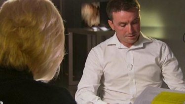 James Ashby on 60 Minutes: Mr Slipper's lawyers had sought an application to bring the interview before court.